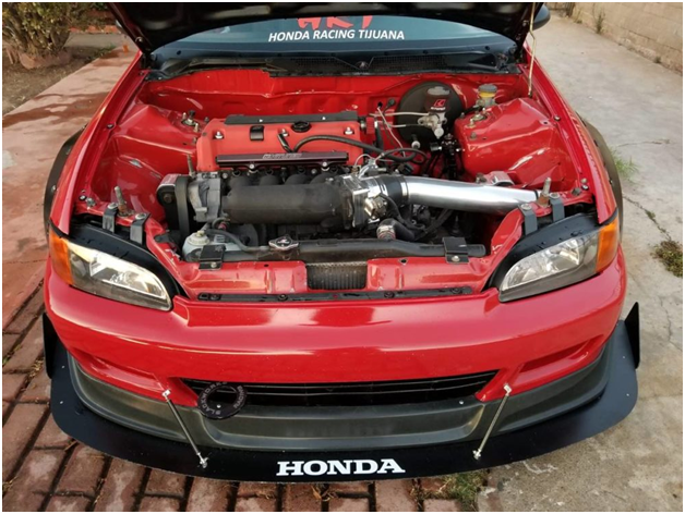 EG Civics and K24 Engines are a Perfect Match - Honda-Tech